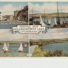Hollingworth Lake Multiview  Postcard. Mauritron PC392-213584