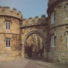 Lincoln Castle East Gatehouse  Postcard. Mauritron PC399-213591