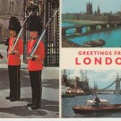 Greetings from London Postcard. Mauritron PC406-213801