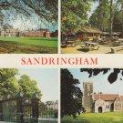 Sandringham Multiview Postcard. Mauritron PC410-213805