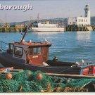 Scarborough Harbour Postcard. Mauritron PC415-213810