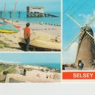 Selsey Multiview  Postcard. Mauritron PC423-213818