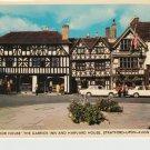 Old Tudor House Stratford on Avon Postcard. Mauritron PC427-213822