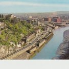 View from Clifton Bridge Bristol Postcard. Mauritron PC456-213851