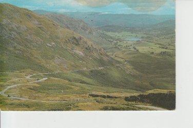 Wrynose Pass Little Tarn Postcard. Mauritron PC477-213872