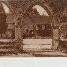 Cloisters Beaulieu Abbey Postcard. Mauritron PC492-213887