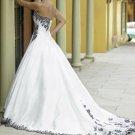 New Wedding Dresses / Wedding /prom gown size 4-38