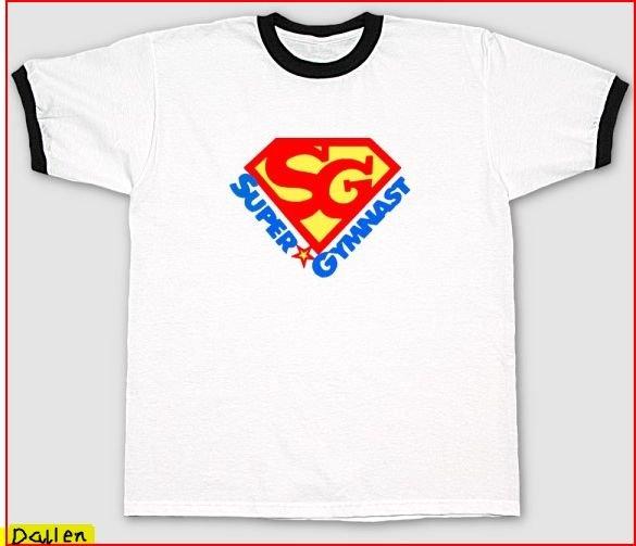 Super Gymnast T'Shirt