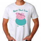 Peppa Pig, Daddy Pig, Dad Pig, Best Dad Ever Shirt