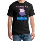Peppa Pig, Grandpa Pig, Grandpa Pig Of The Birthday Girl Shirt