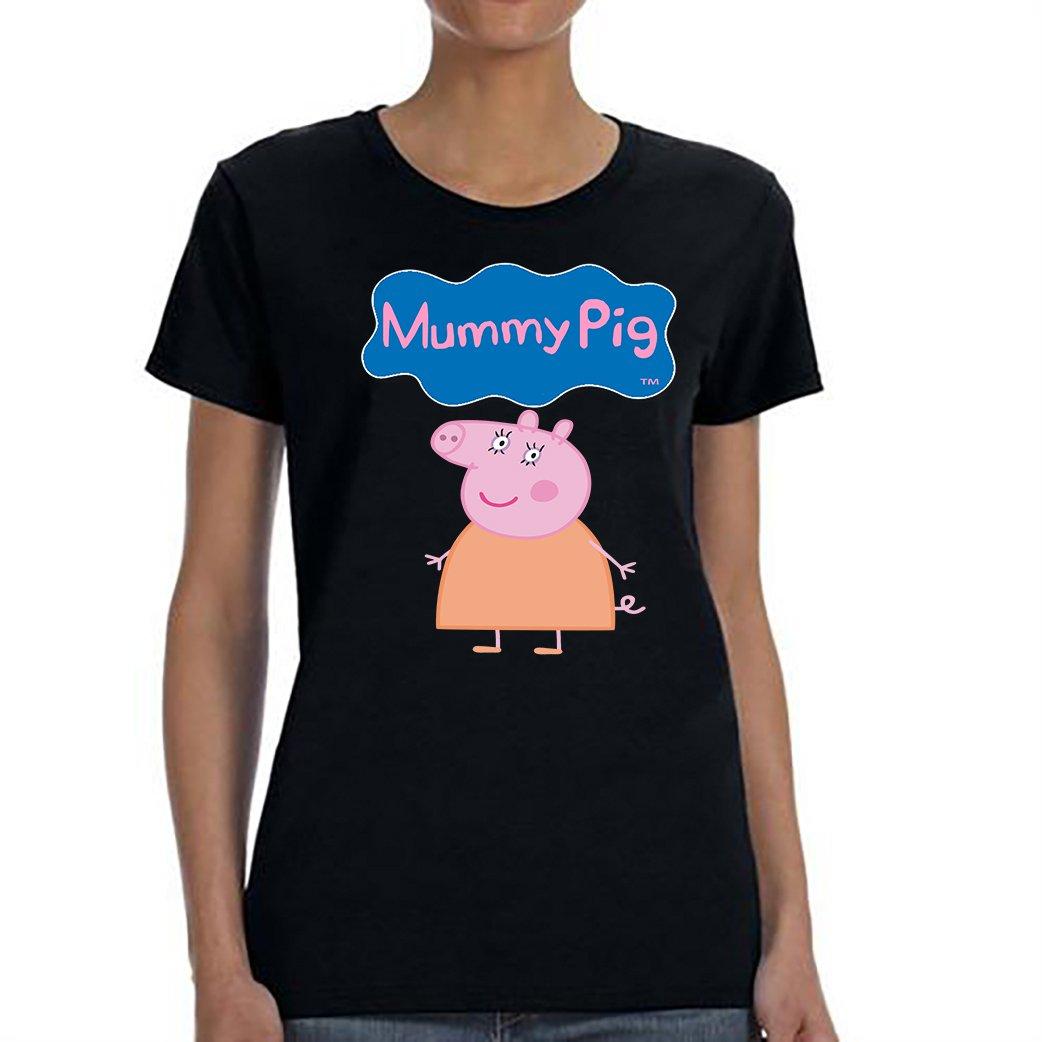 Peppa Pig, Mommy Pig,Mom Pig, Mummy Pig Shirt