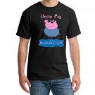 Peppa Pig, Uncle Pig, Uncle Pig Of The Birthday Girl Shirt