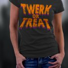 Halloween Shirt, Twerk Or Treat Shirt