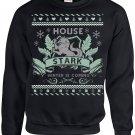 Ugly Christmas Sweater, Ugly Sweater, Game Of Thrones ,  House Of Stark Sweatshirt