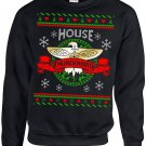 Ugly Christmas Sweater, Ugly Sweater, Harry Potter House Of Thunderbird Sweatshirt
