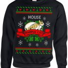 Ugly Christmas Sweater, Ugly Sweater, Harry Potter House Of Wampus Cat Sweatshirt