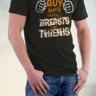 Thanks Giving,  This Guy Loves Turkey Breast And Thighs Shirt