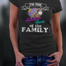 Gay Pride, I'm The Rainbow Sheep Of The Family Shirt