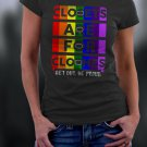 Gay Pride, Closets Are For Clothes Get Out Be Proud Shirt