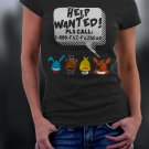 Friday Night At Freddy's, Faz Four, FNAF, Help Wanted Shirt