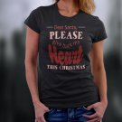 Christmas Shirt, Dear Santa, Please Give Back My Heart This Christmas Shirt