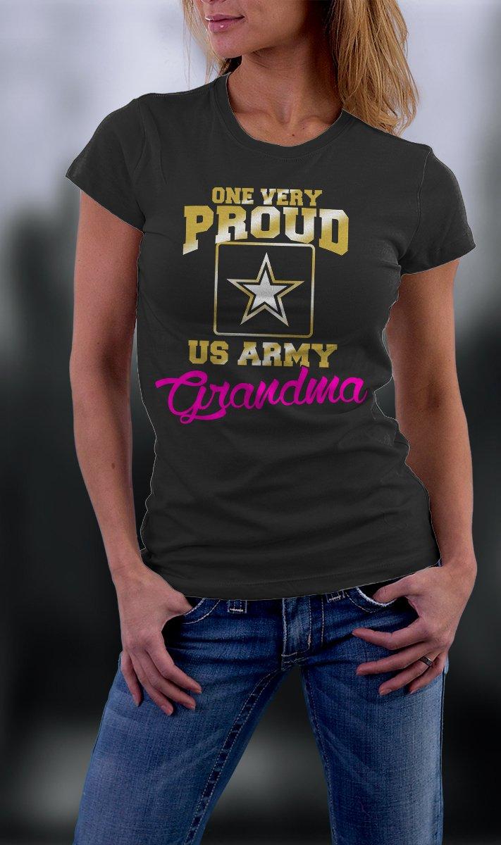 US Army Grandma, Proud Us Army GrandmaShirt