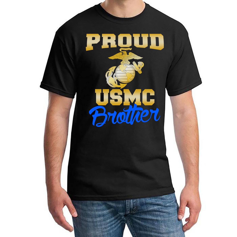 USMC Brother, Proud Us USMC Brother Shirt