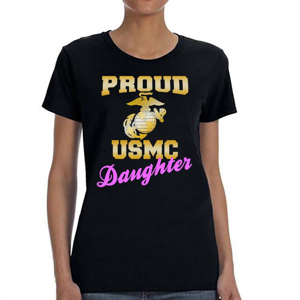 USMC Daughter, Proud USMC Daughter Shirt
