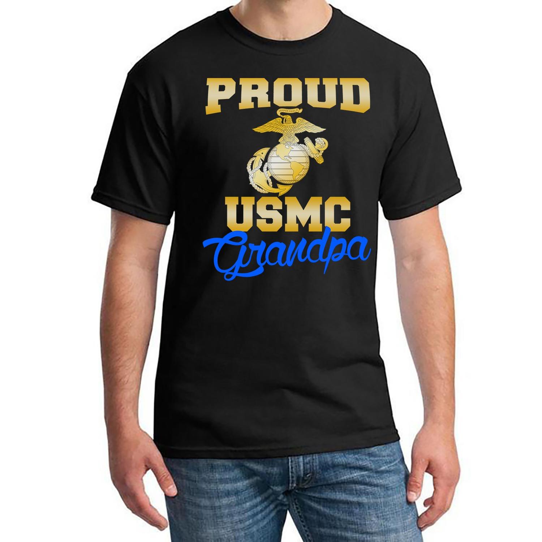 USMC Grandpa, Proud USMC Grandpa Shirt