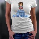 Teacher Shirt, KinderGarten Teacher To The Rescue Shirt