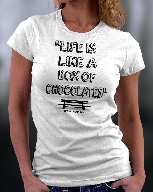 Life Is Like A Box Of Chocolate Shirt