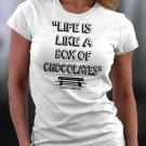 Life Is Like A Box Of Chocolate Shirt