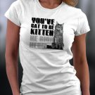 Funny Shirt, You've Cat To Be Kitten Me Right Meow Shirt