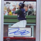 2010 Topps Pro Debut S2 Jay Austin Autograph Card