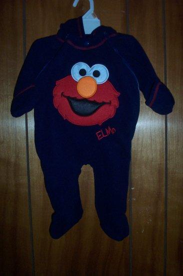 2 (two)Sesame Steet Baby Elmo Boy/Girl/Twins 0-3 Mos NEW FREE SHIPPPING