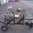 NomadOmatic X2 a 100 MPGe recumbent tandem tadpole motorcycle class trike