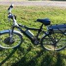 1300 MPGe e-bike 1000 watt 48 v 10 ah human electric hybrid cruiser mtn beach mountain bike