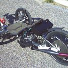 KMX recumbent tandem tadpole bicycle class tadpole trike