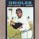 2010 Topps Baseball Cards Your Mom Threw Out Frank Robinson #CMT-78