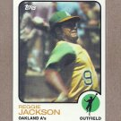 2010 Topps Baseball Cards Your Mom Threw Out Reggie Jackson #CMT-80