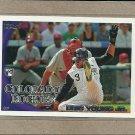 2010 Topps Baseball Eric Young Jr RC Rookies #51