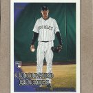 2010 Topps Baseball Esmil Rogers RC Rockies #376