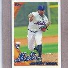 2010 Topps Baseball Jenrry Mejia RC Mets #395