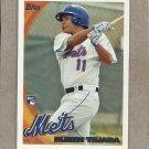 2010 Topps Baseball Ruben Tejada RC Mets #416