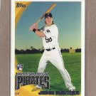 2010 Topps Baseball John Raynor RC Pirates #431