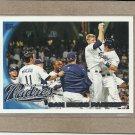 2010 Topps Baseball Padres Team Card #167