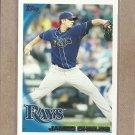 2010 Topps Baseball James Shields Rays #195