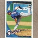 2010 Topps Baseball C.J. Wilson Rangers #336