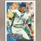 2010 Topps Baseball Wade LeBlanc Padres #368