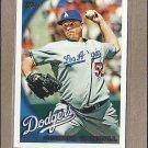 2010 Topps Baseball George Sherrill Dodgers #378